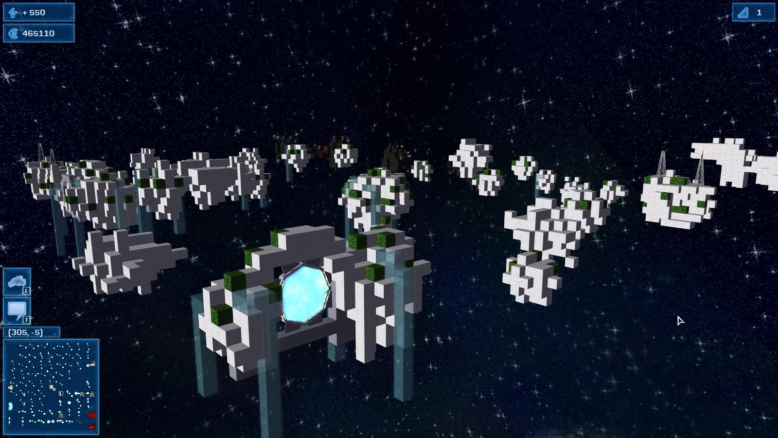 Galactineers Das WeltraumSandboxRTSSpiel Bei Steam - Minecraft eden spielen